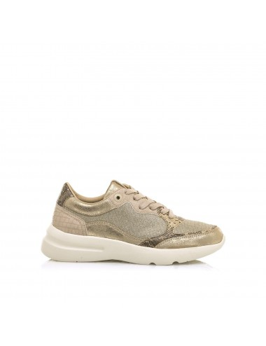 Sneakers donna platino