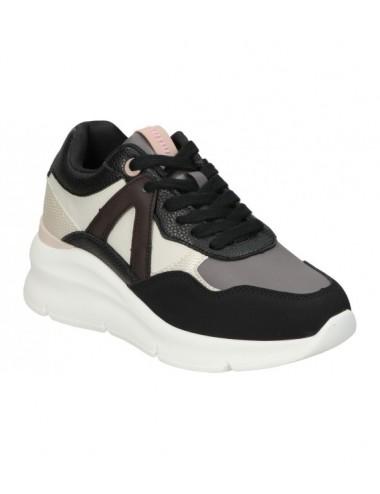 Sneakers con zeppa donna