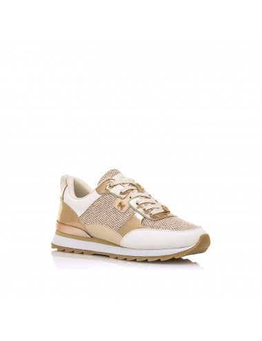 Sneakers donna bianco/rosa