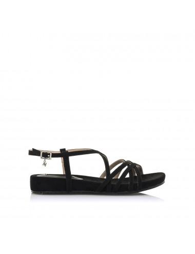 Sandalo donna nero