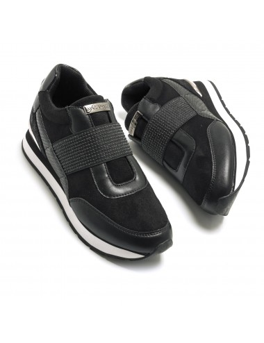 Sneakers donna nere